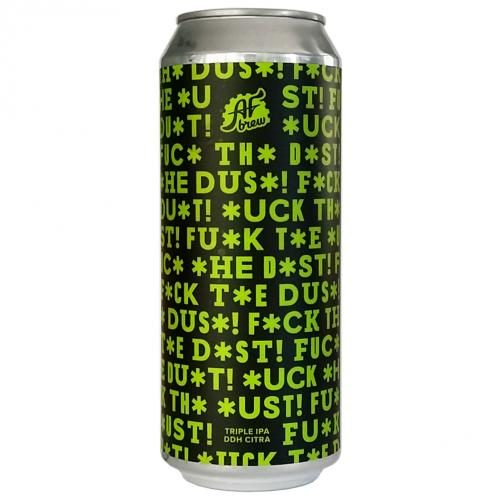 """AF BREW IT'S THE DUST пиво """"АФ Брю Ит зе Даст! ДДХ Цитра"""" 0,5"""